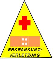 Erkrankung-Verletzung